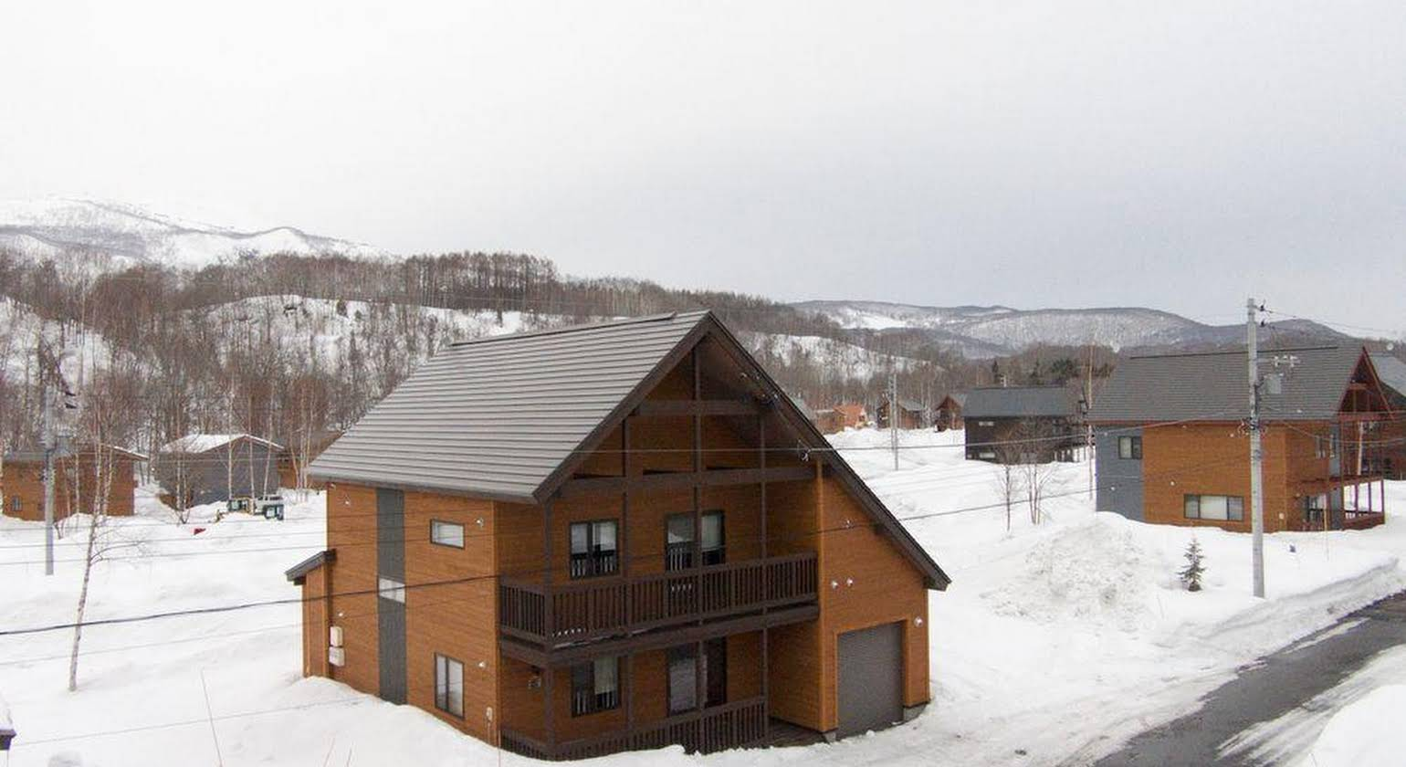 The Chalets at Country Resort
