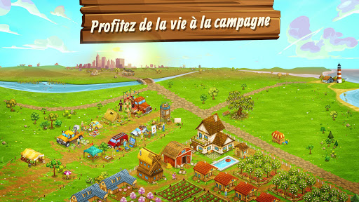 Télécharger Big Farm: Mobile Harvest | jeu de ferme gratuit apk mod screenshots 5