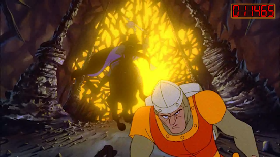 Dragon's Lair- screenshot thumbnail