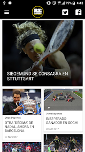 Reacción Deportes- screenshot thumbnail