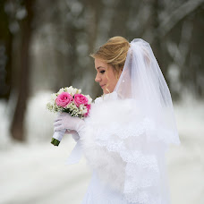 Wedding photographer Tatyana Prus (Prus1988). Photo of 14.02.2017