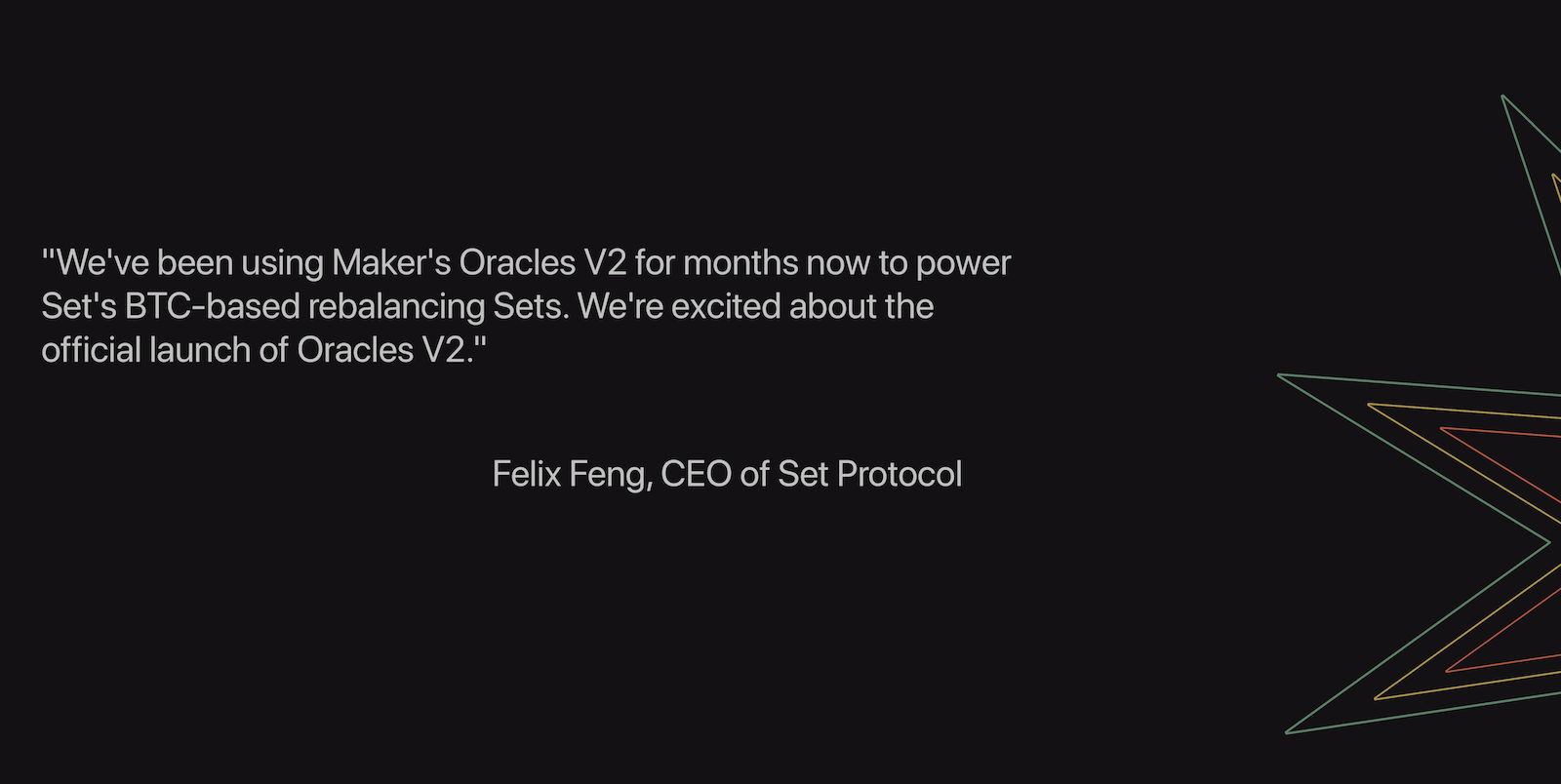 Introducing Oracles V2 and DeFi Feeds