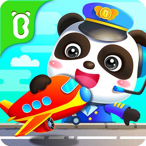 Baby Panda\'s Airport