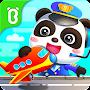 Download Baby Panda's Airport apk