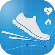 Pedometer Step Counter - Calorie Counter App