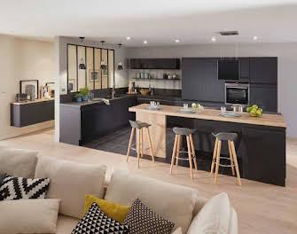 Appartement 4 pièces 85,1 m2