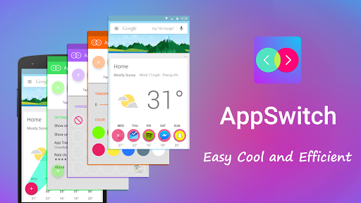AppSwitch Lite Easy and Cool