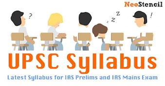 UPSC Tamil Syllabus for IAS Exam 2020
