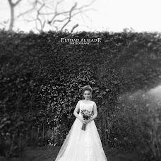 Wedding photographer Elshad Alizade (elshadalizade). Photo of 13.06.2018