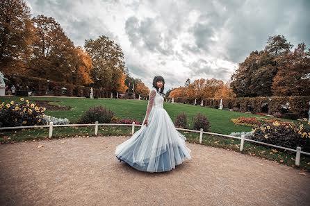 Svadobný fotograf Viktoria Popova (artvik). Fotografia publikovaná 16.11.2020