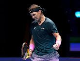 Rafael Nadal was normaal het eerste reekshoofd, maar hij is er niet bij in Nederland