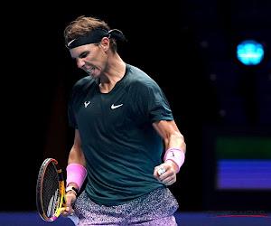 Nadal begint prima aan Masters en zet recordhouder aantal toernooizeges in 2020 klinisch opzij
