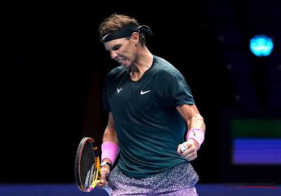 Rafael Nadal zal niet deelnemen aan het tennistoernooi in Rotterdam