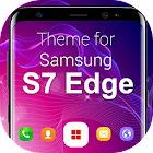 Theme and launcher for S7 icon
