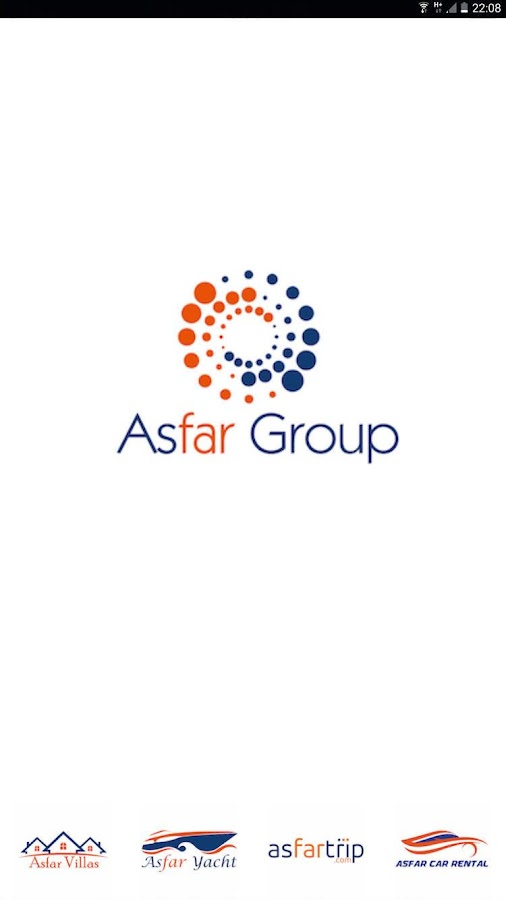 Asfar Group- screenshot