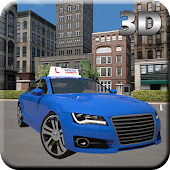 3D Driving Lesson Parking Game