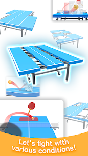 Table Tennis 3D Virtual World Tour Ping Pong Pro 1.0.30 MOD (Unlimited Money) 3