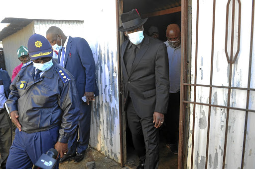 Man accused of killing six people in Soweto hostel awaits bail