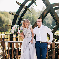 Wedding photographer Oksana Goncharova (ksunyamalceva). Photo of 18.09.2018