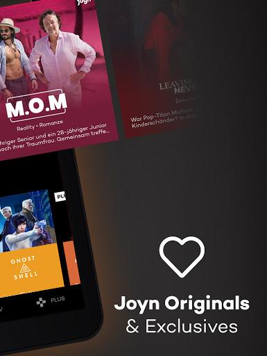 Joyn | deine Streaming App 3.6.1 screenshots 19