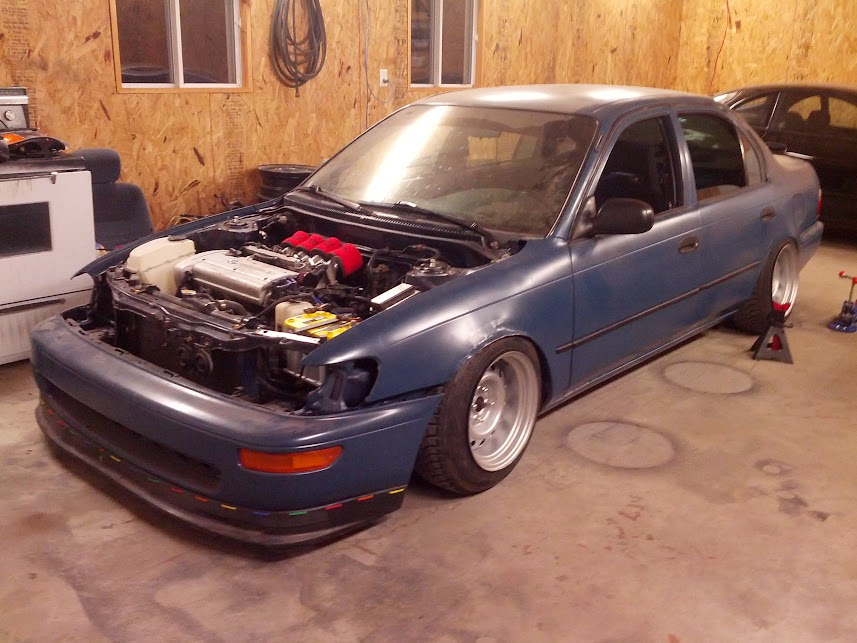 1996 corolla. Just a simple daily driver build! cough cough.. AhjgzeVvIQUWGP61rA8fKaqRT9bPUjVMMasTtr6Yy20=w858-h643-no