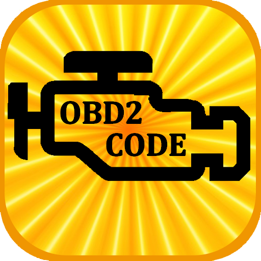 OBD2 Codes Check Engine Icon