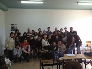 Photo: Con el grupo 2F2