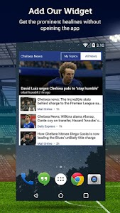 Chelsea News - Sportfusion screenshot 4