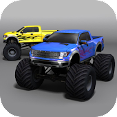Extreme Monster Truck Racing 3D