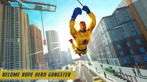 Super Rope Hero Grand City Screenshot