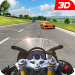 Racing Moto 3D 1.3 (Mod Money)