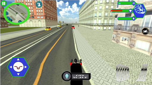 Super Rope Hero: Gangster Grand City 1.0.17 screenshots 2