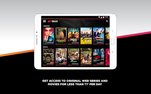 ALTBalaji – Watch Web Series, Originals & Movies App Download For Android and iPhone 7