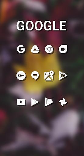 minimal - icon pack screenshot 2