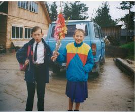 Photo: Koulu alkaa