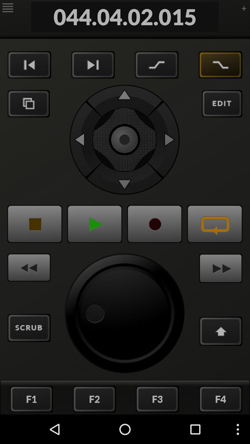 TouchDAW Screenshot 2