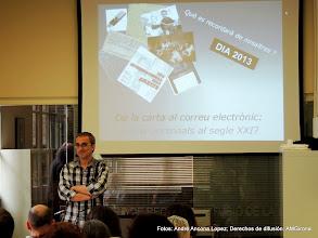 Photo: Conferencia que concluye que los archivistas son como médicos de familia: consúltenos
