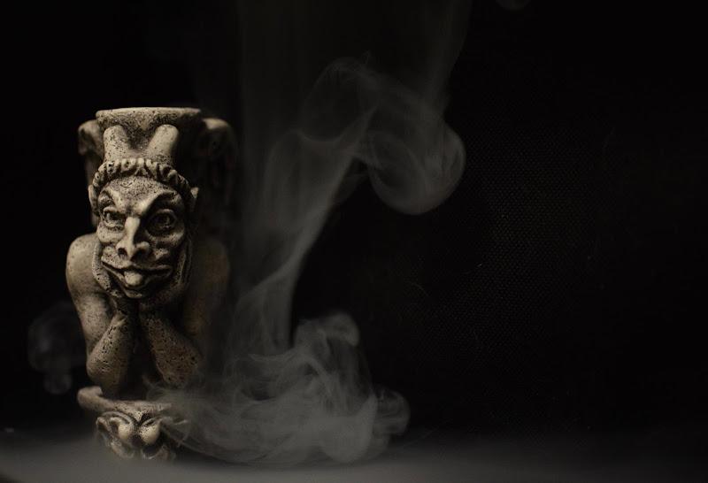 The smoke of the devil di rita_foglia