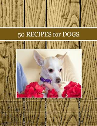 50 RECIPES for DOGS
