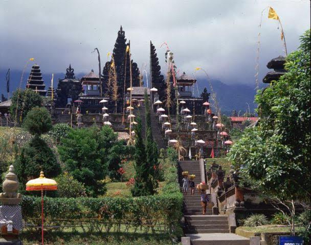Pura Besakih, the Mother Temple