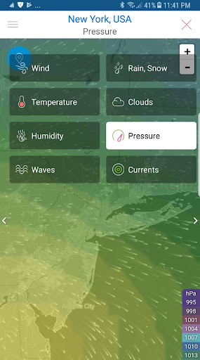 Weather App Pro screenshot