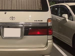 ハイエースワゴン KZH106G スーパーカスタムリミテッド H16年式のカスタム事例画像 ymatyさんの2019年11月24日23:02の投稿