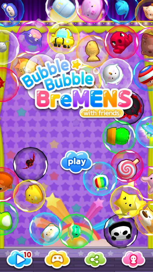 Bubble Bubble Bremens- screenshot