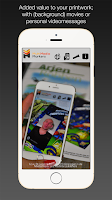Screenshot of AR Viewer