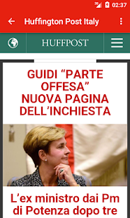 Free Italian Newspapers- screenshot thumbnail