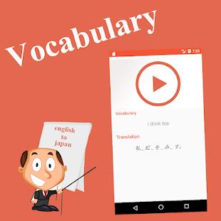 Japanese Language: English - náhled