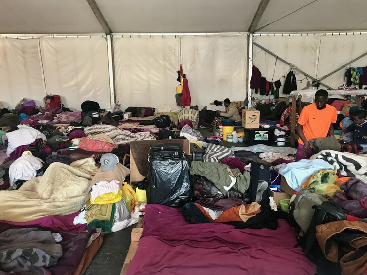 Cape Town refugee crisis far from over amid government squabbles