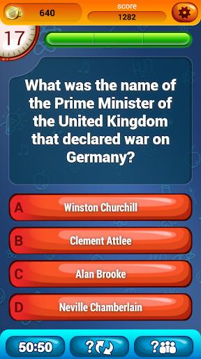 無料益智Appの有名な歴史人無料の楽しいクイズゲーム トリビア|HotApp4Game