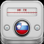 Slovenia-Radios Free AM FM