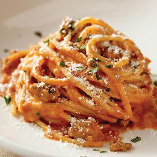 Spaghetti a la PHILLY